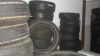 Second Hand Car Tires