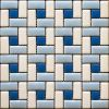 Glass Mosaic Tiles Fiore