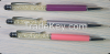 dual- use crystal capacitance  touch pen for smart phones, tablet PC