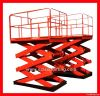 Scissor lift table, sc...
