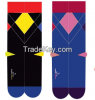 cotton socks mercerized