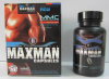 Sex Capsules Maxman II 100% Natural Safe 60 Capsules/Bottle male sex enhancement sex medicine