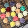 Resin flower beads jew...