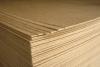 HARDBOARD, natural fibreboard