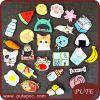 Promotion Custom Printed Cute Clear Cartoon Acrylic Fridge Magnet