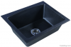 Quartz Sink (Black Dot...