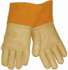 Yellow Color Safety Gloves