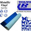 Fashion Metallic Vinyls Rolls and Sheets