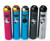 E Cig Lava tube mod battery with Variable Voltage 3V~6V Lava tube (18650) eGo Kits