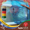 colored transparent film adhesive for glass