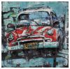 Hot Sell Modern Pop Car Art Oil Painting