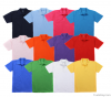 WHOLESALE 100% COTTON PLAIN POLO SHIRTS