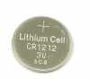 CR1212 button cell battery
