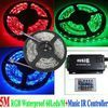 Enviromemt Friendly RGB LED Strip 24 V Lights