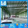 steel structural portal frame building with multipurpose use