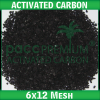6x12 Mesh Granular Activated Carbon