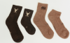 Camel socks (100 % Cam...
