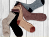 Sheep wool socks (50 %...