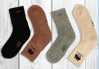 Sheep wool socks (70 %...