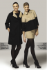 WOMEN WOOL CASHMERE COAT