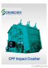 CPF Series Impact crushers