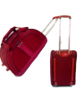 Easy-taking multinational trolley duffle bag