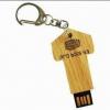 special wood key shape flash drive,key 2.0 stick,electric usb key