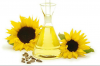 Crude, Refined Sunflower Oil