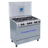 home appliance gas range gas oven with brass cover