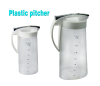S012 2L plastic pitcher