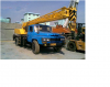 Used Truck Crane QY8