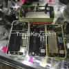USED IPHONE 5C HALF PHONES POWER ON CLOUD LOCKED// IPHONE 5C NO LOCKS GOOD LCD