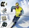 outdoor professional ski jacket with waterproof seam sealing tape