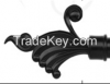curtain pole end,bay w...