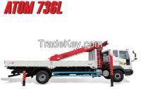 [ATOM 736] Truck Mounted Telescopic Crane