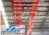QD Electric Dual Beam Bridge Crane