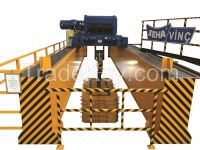 50 tons bridge crane