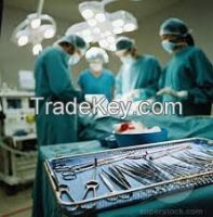 All Surgical/Electro Surgical/ENT and Laparoscopic Instruments