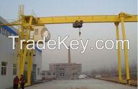 Double Girder Gantry Crane Container Lifting Cranes