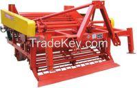 High effect peanut harvester machine for sale