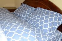 Printed and Dyed Best Fabric Bed Sheet