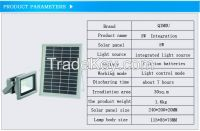 Solar lights Newest Solar camping ligts integration light body in 5W  10W 7W solar  panel Outdoor LED Floodlights Solar street light