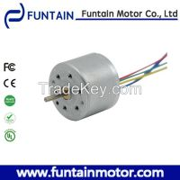 6-24v brushless dc motor for automatic hair straighter,vacuum cleaners, BL2418
