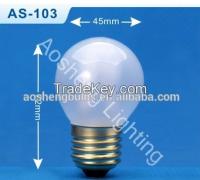 G45 LED Filament Lamp Decorative light bulb G14LED Lamp AS-103