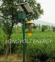 Lithium Battery Solar Garden  Lamp Led Lights With Aluminium Poles