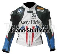 1.2-1.3  Motorbike Racing leather jacket, Race Wear Jacket, motorrad motorbike racing leather jacket, Mens White Blue multicolor  Motorcycle Racing Biker Leather Jacket