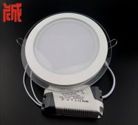 6w 12w 18w Recessed Led Ceiling Panel Down Light, led panel light