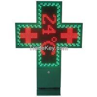 full color medical Cross LED Screen
