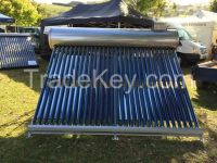 Closed Loop thermosyphon Solar Water Heater