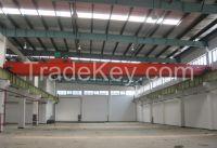 Single beam 10 ton overhead crane